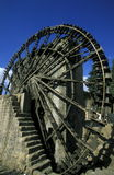 MIDDLE EAST SYRIA HAMA WATERWHEELS Royalty Free Stock Photography