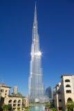 Middle East, United Arab Emirates, Dubai, Burj Khalifa Royalty Free Stock Photography