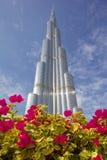 Middle East, United Arab Emirates, Dubai, The Burj Khalifa, Worlds Tallest Building Stock Image