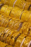Middle East, United Arab Emirates, Dubai, Gold Souk, Gold Royalty Free Stock Photo