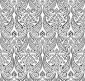 Middle Eastern Arabic Pattern Royalty Free Stock Photography