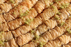 Middle-Eastern Baklava Royalty Free Stock Photography