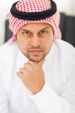Middle eastern businessman Royalty Free Stock Image