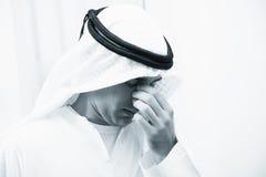 Middle Eastern businessman Stock Photos