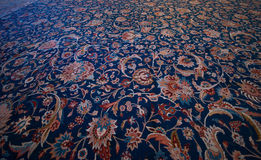 A middle-eastern carpet Royalty Free Stock Image