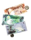 Middle Eastern Currency and Coinage Stock Images