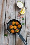 Middle eastern dish. stock images