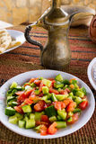 Middle Eastern food Royalty Free Stock Image