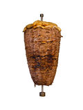 Middle Eastern Grilled Lamb Shawarma Meat  Stock Photography