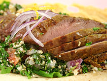 Middle Eastern Lamb Stock Photos