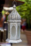 Middle eastern lamp Stock Photo