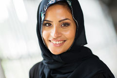 Middle eastern woman Royalty Free Stock Images
