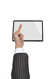 Middle Finger with PC Stock Photos