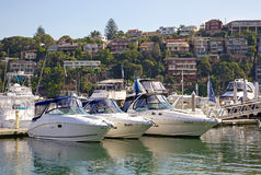 Middle Harbour, Sydney Stock Images