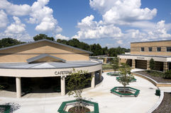 Middle School in Florida Royalty Free Stock Photography
