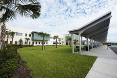 Middle School in Florida Royalty Free Stock Image