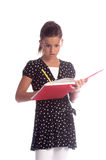Middle School Student Royalty Free Stock Photo