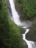 Middle Wallace Falls Royalty Free Stock Photography