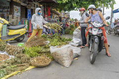 Middle Year Festival, Hoi An, Vietnam Stock Photo
