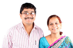 Middleaged Indian Couple Stock Photos