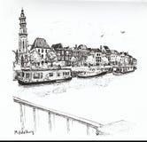 Middleburg (Etats-Unis) Image stock