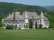 Middlebury College Campus. One of the top liberal arts colleges in Vermont renowned for it's international studies. Founded in 1800 as all male it went co-ed in Stock Photos