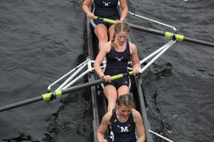 Middlebury University Women's Crew Stock Photos