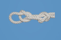 Middleman´s Knot Stock Photography