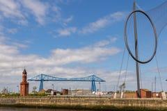 Middlesbrough, Inglaterra, Reino Unido fotos de stock