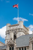 Middlesex Guildhall Tower Stock Photography