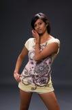 Mideast woman Stock Photos