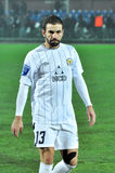 Midfielder Konstantinos Makridis Stock Photography