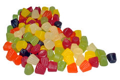 Midget Gem Sweets Stock Photos