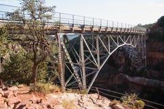 Midgley Bridge Sedona, Arizona Stock Image