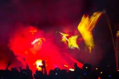 MIDI festiwal muzyki w Chiny Zdjęcia Stock