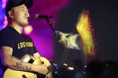 MIDI festiwal muzyki w Chiny Zdjęcia Royalty Free