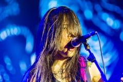 MIDI festiwal muzyki w Chiny Obraz Royalty Free