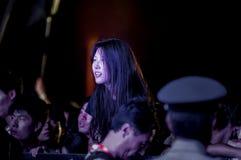 MIDI festiwal muzyki w Chiny Fotografia Royalty Free