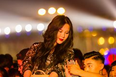 MIDI festiwal muzyki w Chiny Zdjęcie Stock