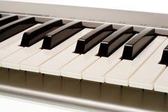 Midi keyboard Royalty Free Stock Images