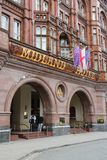 Midland Hotel, Manchester Royalty Free Stock Images