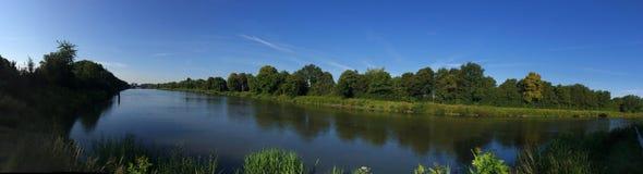 Midland kanał Zdjęcie Stock