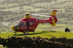 Midlands Air Ambulance Royalty Free Stock Image