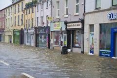 Midleton Co.Cork Flooded Stock Photos