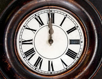 Time is up Stock Photos