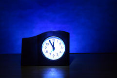 Almost Midnight Royalty Free Stock Image
