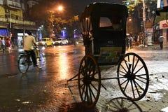 Midnight Kolkata Stock Photos