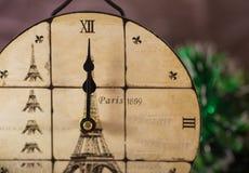 Midnight's clock Royalty Free Stock Photography
