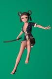 Midori Chroma Key Royalty Free Stock Photography