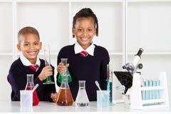 Miúdos da escola Imagem de Stock Royalty Free